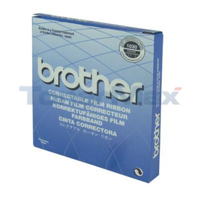 BROTHER CORRECTABLE RIBBON BLACK
